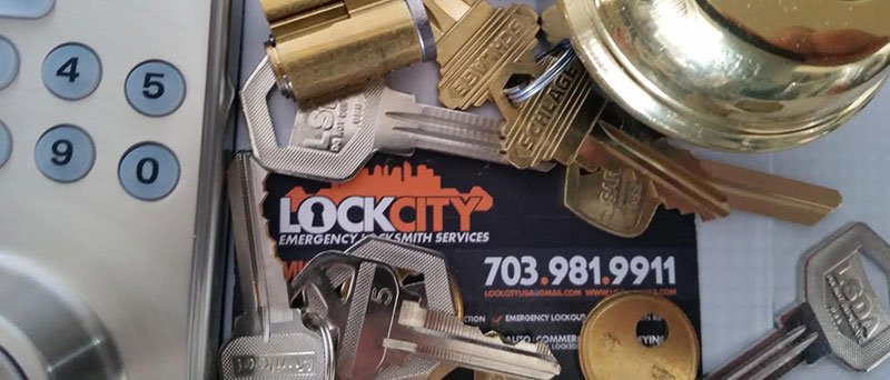 When should you call a locksmith service?